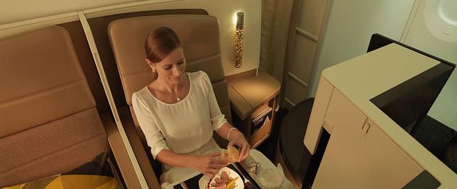 Angebot nach Seoul in der Business Class mit Etihad Airways