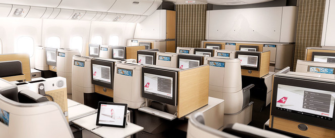 Angebot nach Dubai in der Business Class mit Swiss International Air Lines