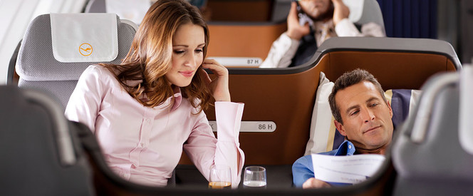 Angebot nach Bogota in der Business Class mit Lufthansa