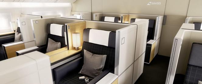 Angebot nach Sao Paulo in der First Class mit Swiss International Air Lines