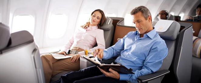 Angebot nach Dubai in der Business Class mit Lufthansa