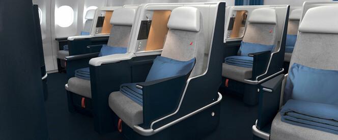 Angebot nach Punta Cana in der Business Class mit Air France
