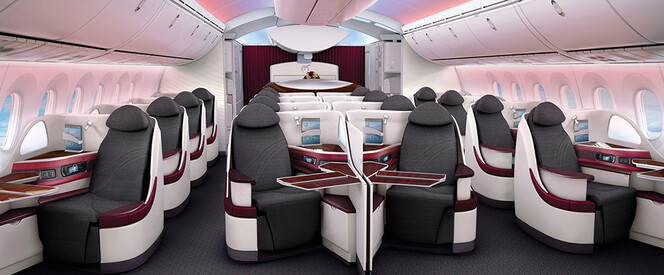 Angebot nach Dubai in der Business Class mit Qatar Airways