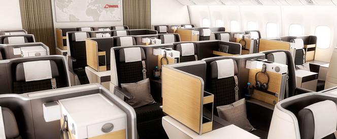 Angebot nach Rio de Janeiro in der Business Class mit Swiss International Air Lines