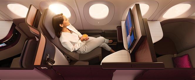 Angebot nach Seychellen in der Business Class mit Qatar Airways