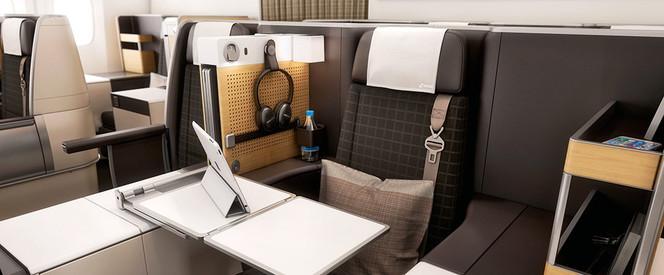 Angebot nach Bangkok in der Business Class mit Swiss International Air Lines