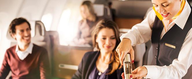Angebot nach Hong Kong in der Business Class mit Lufthansa