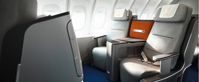 Angebot nach Bangkok in der Business Class mit Lufthansa
